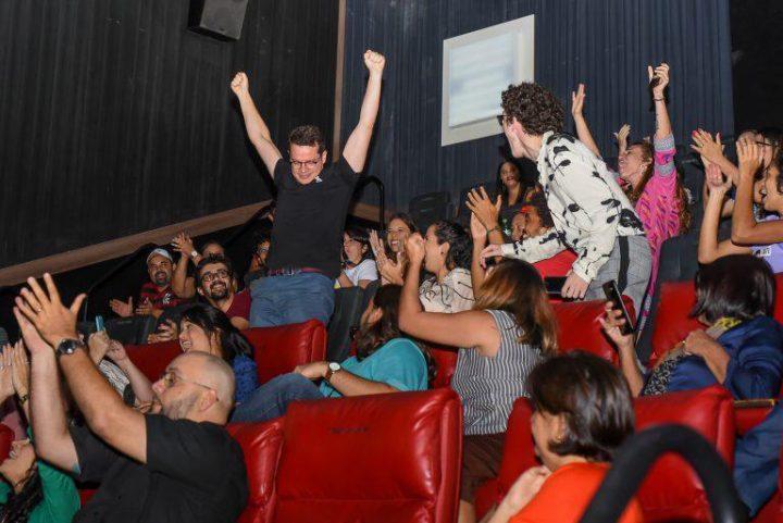 Audiovisual celebra vencedores do edital 2019 da Fmac